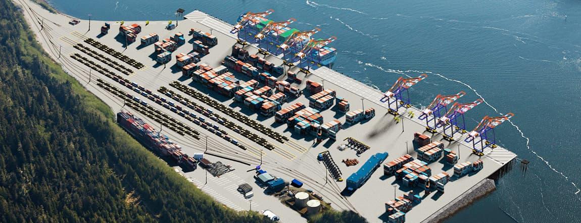 Vancouver Marine Terminals