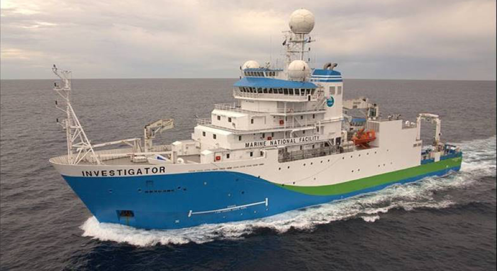Australian Research Vessel