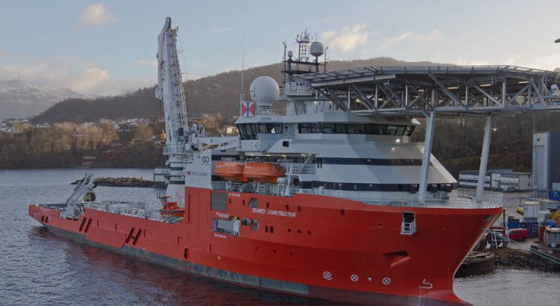 Multi-Purpose Offshore Vessel